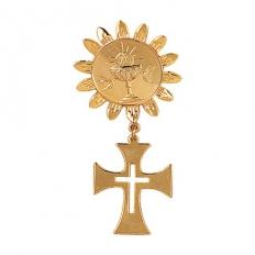Alfiler cruz