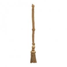 Cordón medalla metal