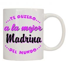 A LA MEJOR MADRINA