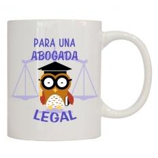 PARA UNA ABOGADA LEGAL