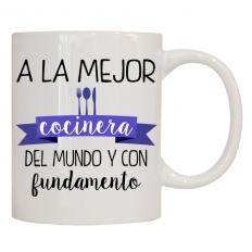 A LA MEJOR COCINERA