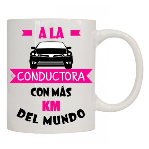 A LA CONDUCTORA CON MÁS KM