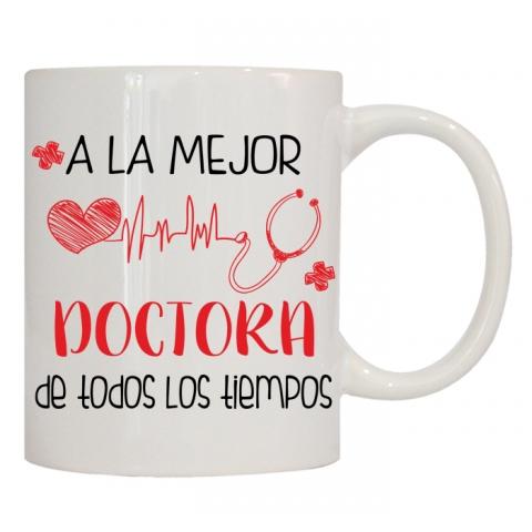 A LA MEJOR DOCTORA