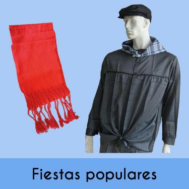 Confeymas - Fiestas Populares