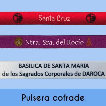 Confeymas - Pulsera Cofrade